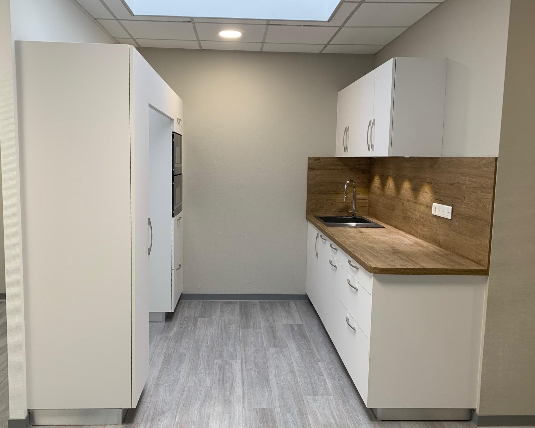cuisine de bureaux administratifs