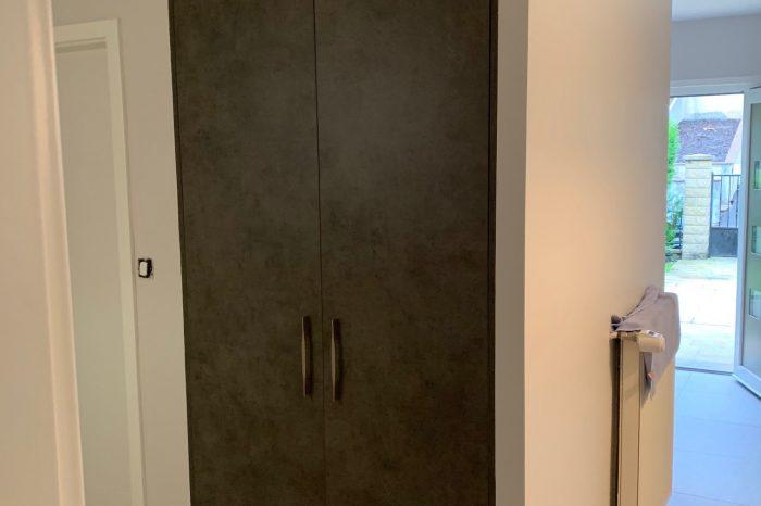 placard d'entrée